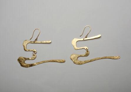 Jacques Jarrige, 'Mobile Earrings', 2015