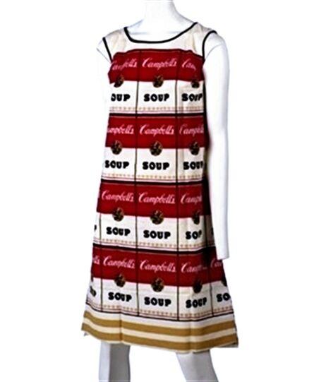 Andy Warhol, 'The Souper Dress', ca. 1969