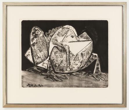 Pablo Picasso, 'La Crapaud', 1949