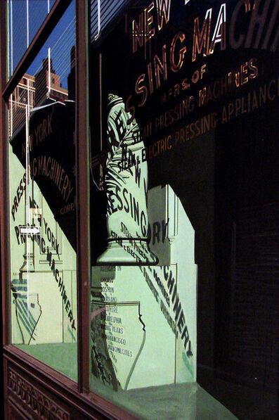 Richard Estes, 'Pressing', 1978