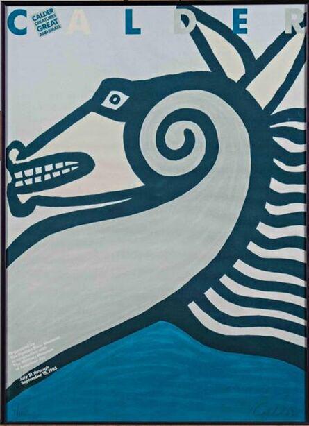 Alexander Calder, 'Calder: Creatures Great and Small', 1985