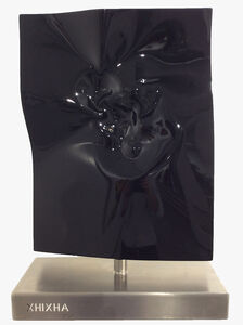 Helidon Xhixha, 'Energia Attraverso il Nero', 2010