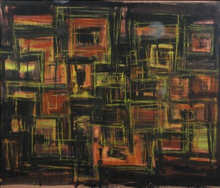 Rasheed Araeen, 'Houses', 1963