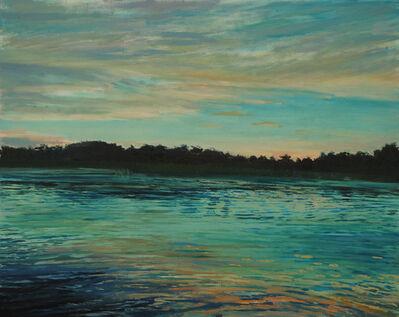 Brooke Lanier, 'Fishing Nocturne 5'