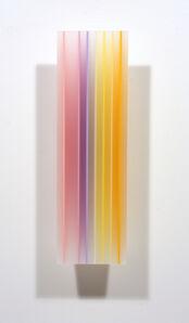 Eric Zammitt, 'YLLW-VIOL-PINK-YLLW Left', 2014