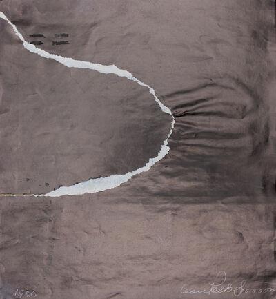 Leon Polk Smith, 'untitled (torn drawing)', 1960