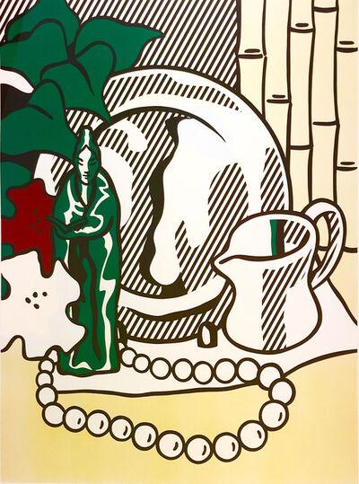 Roy Lichtenstein, 'Still Life with Figurine', 1974