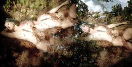 Ellen Stagg, 'Laying in the Dirt & Sky', 2015