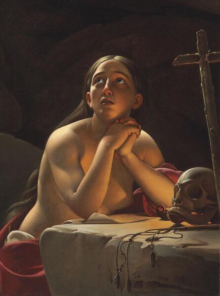 Jan Tysiewicz, 'The Penitent Magdalene', 1842