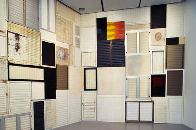 Tsibi Geva, 'Archeology of the Present (Installation view)', 2015