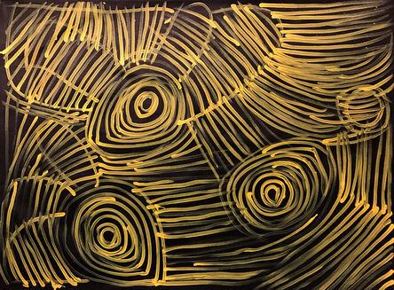 Minnie Pwerle, 'Awelye - Ceremonial Body Paint', ca. 2000