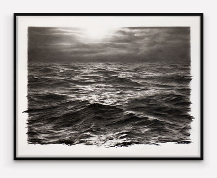 Sax Impey, 'Light Between Squalls, Biscay', 2018
