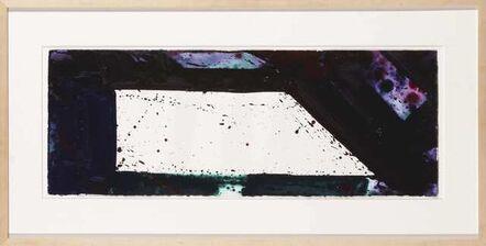 Sam Francis, 'Untitled - Purple Edge', 1965