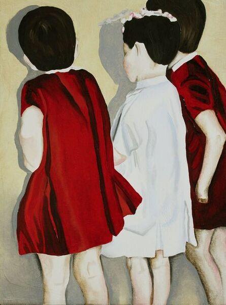 Peggy Wauters, '3 Meisjes', 2016