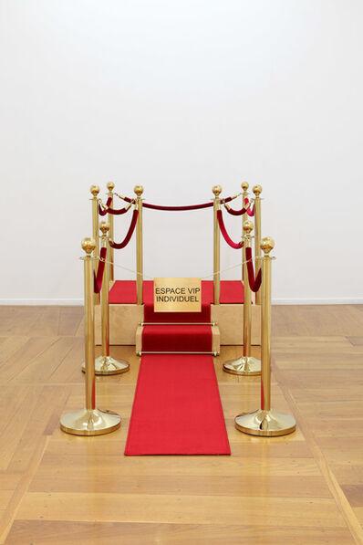 Philippe Ramette, 'Personal VIP Space', 2016