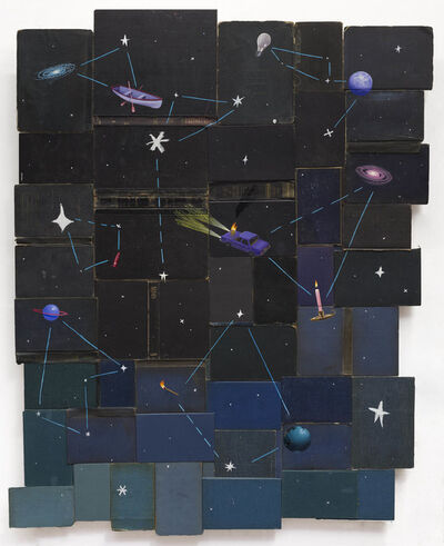 Oliver Jeffers, 'Astral Books'