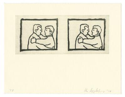 Ida Applebroog, 'Ephemera (Suite of Five)', 2014
