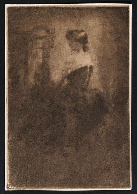 Walter Richard Sickert, 'Lucie Finch', 1884