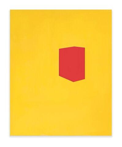Jeff Kellar, 'Shade Yellow Red', 2020