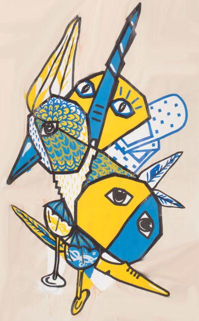 Dede Bandaid, 'Party=Animal', 2015