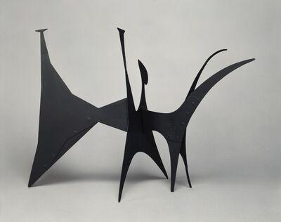 Alexander Calder, 'Black Beast [maquette]', 1939