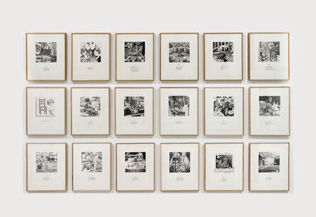 Emmanuel Lafont, 'Y Picasso recordaba el flamenco', 2018