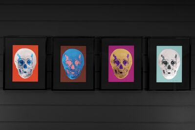 Damien Hirst, ''Till Death Do Us Part Skulls, Set of Four ', 2012