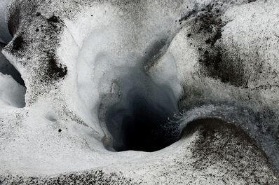 John Ruppert, 'Glacier Hole / Svinafellsjokull', 2012-2013