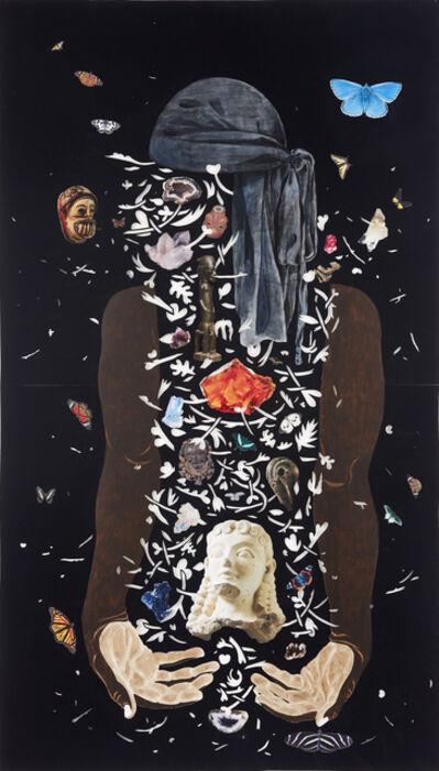 William Villalongo, 'Beautiful Boys', 2019