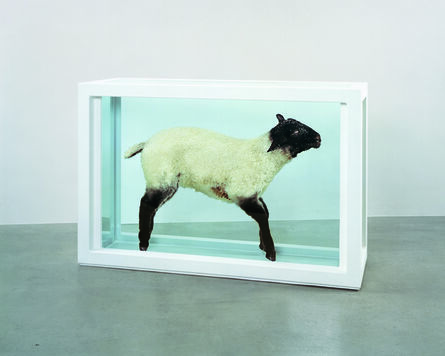 Damien Hirst, 'Away from the Flock', 1994