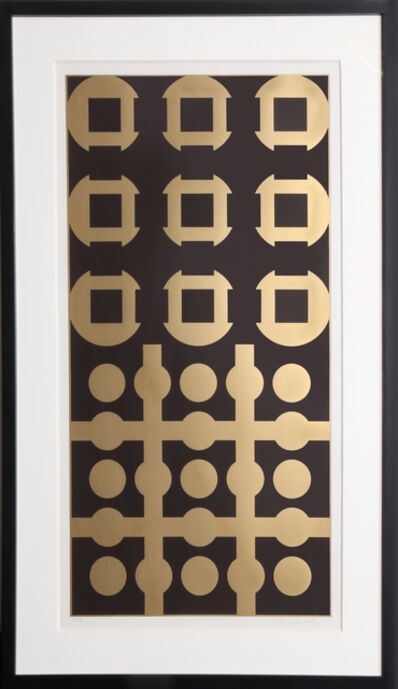 Victor Vasarely, 'Procion from Constellations', 1967