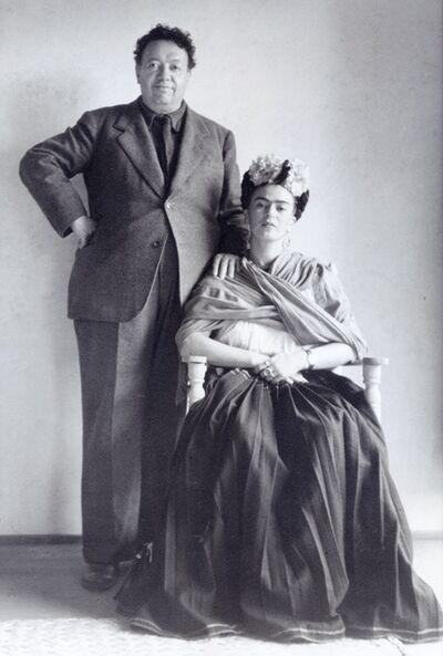 Nickolas Muray, 'Diego and Frida, San Francisco', 1940