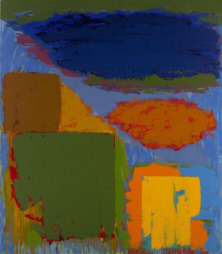 John Hoyland, 'Longspeak 18.4.79', 1979