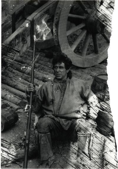 David Bailey, 'Uncharted - Al Pacino', 1985