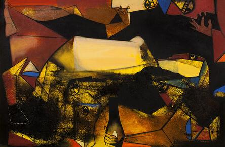 Paresh Maity, 'Flying Love'