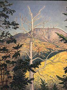 Harold Weston, 'Adirondack Autumn', 1936