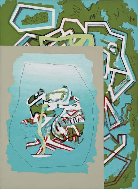 Luis Gordillo, 'Isla en una isla', 2011-2014