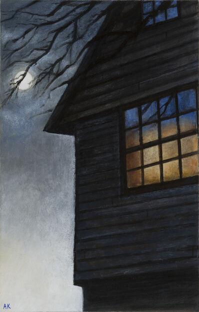 Andrea Kowch, 'Moon Climbing Overhead', 2009