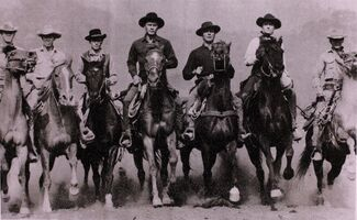 Russell Young, 'Magnificent Seven, Bruised Pink'