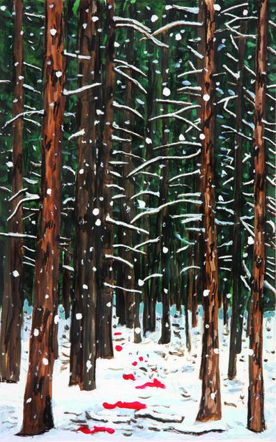 Richard Bosman, 'Deep Forest II', 2012
