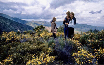The Family Acid, 'Hunting for Geodes, High Atlas Mtns, Morocco, May, 1971', 1971
