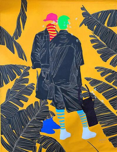 Moustapha Baïdi Oumarou, 'Jardiniers masqués', 2020