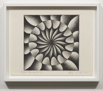 Judy Chicago, 'Potent Pussy 3', 1973