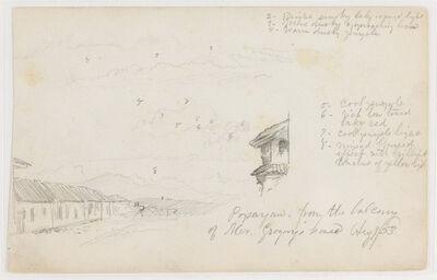 Frederic Edwin Church, 'Popayan, Colombia', 1853