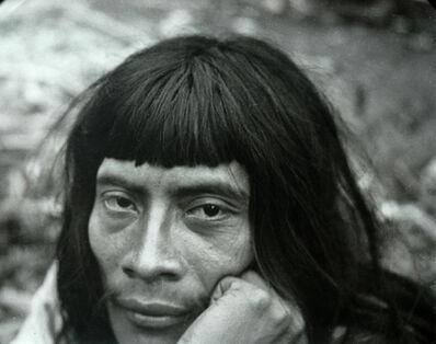 Gertrude Duby, '(Lacandon Man), Chiapas', ca. 1954