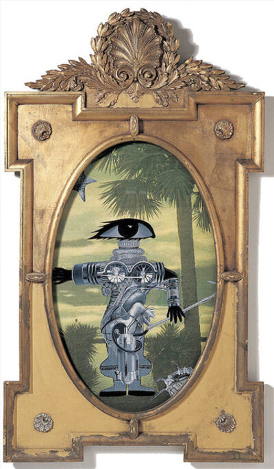 Miriam Wosk, 'Mechanical Woman', 1992