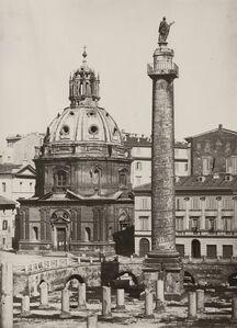 Bisson Frères, 'Colonne Trajanne (Trajan's Column), Rome', 1858/1858