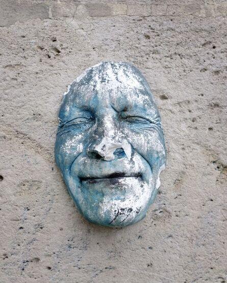 Lou Peralta, 'Portrait on the Rocks', 2017