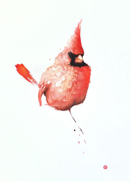 Karl Martens, 'Northern Cardinal', 2016