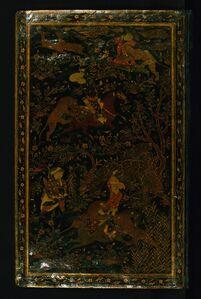 Nur al-Din `Abd al-Rahman ibn Ahmad Jami, 'Collection of Poems', 16th century